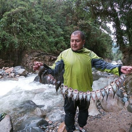 Active & Local Life in Baños 3 Days Tour