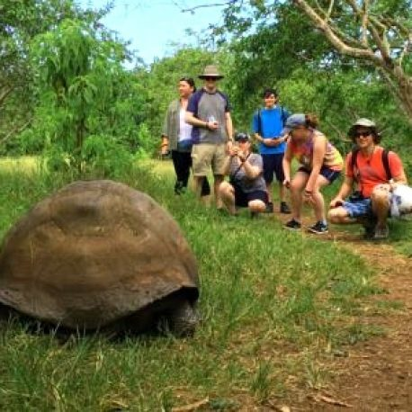 This is the new way to visit Galapagos Islands and some Ecuador mainland landmarks. Galapagos Tour is focused in showing the highlights to students form all nature & conservation careers . This tour is customized by GUIDE ECUADOR TRAVEL